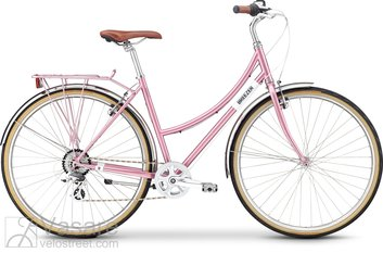 Velosipēds Breezer DOWNTOWN EX ST Light Pink