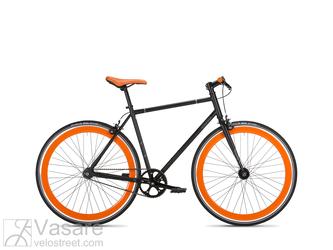 Bicycle Drag Stereo FX black orange