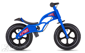 Children balance/running bike Drag Kick BrV blue