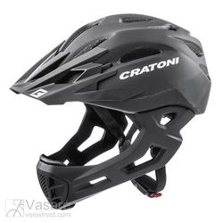Cratoni C-Maniac black matt S-M
