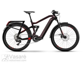 E-bike Haibike Flyon Adventr FS  i630Wh 12-G XT