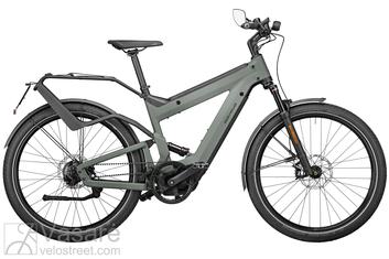 Elektriskais velosipēds Superdelite GT Rohloff HS 45km/h