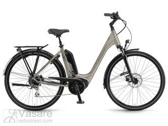 """Elektriskais velosipēds Winora Tria 8 monotube 400Wh 28"""" 8 s. Acera"""