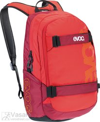 EVOC BACKPACK STREET // Red/Ruby
