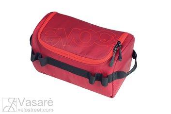EVOC WASH BAG // Ruby