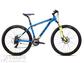 Bicycle Drag 29 ZX3 TX-37 blue black