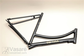 "Bike Frame 28""/47-50 L Badge-E FM RB 57RF Metalic-mose matt"