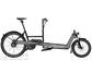 E-bike R&M Packster 60 vario Grey metalic Box
