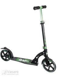 "Scooter No Rules Aluminium 8"" 205mm black/green"