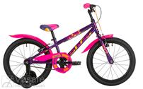 Velosipēds 18 Drag RUSH purple/pink