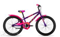 Velosipēds 20 Drag RUSH purple/pink