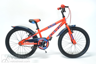 Velosipēds 20 Drag RUSH red/blue