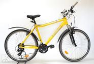 "Velosipēds 26"" Da-Al-MTB R48 C21 F TRAPEZ True yellow"