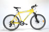 "Velosipēds 26"" He-Al-MTB R48 T21 F HERREN True yellow"