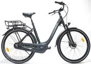 "Elektriskais velosipēds 28""Da-Al-EBK R53 8NX F DEEP-E Brisbane MM % Diamond-black M"
