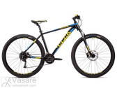 Bicycle 29 Drag Hardy 7 AC-39 black green
