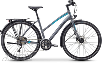 Bicycle Breezer LIBERTY R1.3+ ST Satin Anthracite
