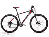 Velosipēds Drag 29 Hardy 3.0 AT-37 XL-21,5 black red