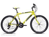 Velosipēds Drag H-1 Neon Yellow Black