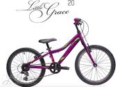 Velosipēds Drag Little Grace 20 Purple