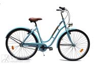 Bicycle DRAG Oldtimer Nexus 3 Blue Brown