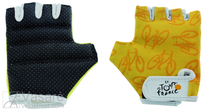 Velosipēds gloves TOUR DE FRANCE, for children/youths, size: XS