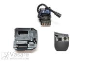 Bty holder BM-E6010 Blk Plast for Steps D/T bty