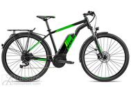 Elektriskais velosipēds Fuji AMBIENT 29 EQP 17 Black