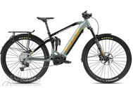 Elektriskais velosipēds Fuji BLACKHILL EVO 29 EQP 17