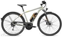 Elektriskais velosipēds Fuji E-Traverse 1.1+ INTL Gray Gloss