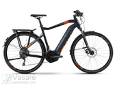 Elektriskais velosipēds Haibike SDURO Trekking 5.0 men i500Wh 20 s. XT