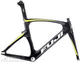 Rāmja komplekts Fuji Track Elite Frameset Carbon/ Citrus
