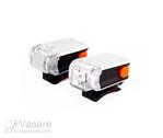 Front and atil light set MagicShine MS-622 USB