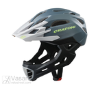 Helmet Cratoni C-Maniac (Freeride) L/XL (58-61cm)anthracite/black matt