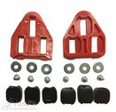 Pedal cleats for LOOK pedals NOT KEO system RED
