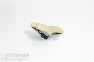 SADDLE Saddle SR 8550T Cream w/clamp w/o spring