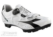 Shoes MTB Diadora X-VORTEX white/black