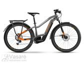 Elektriskais velosipēds Haibike Trekking 10 i625Wh Trapez 12-G SLX