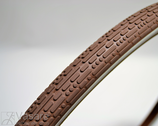 Tyre 50-622 Palmbay PP Brown/Wh RF CST C1779
