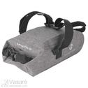 Waterproofed saddle bag M-Wave Suburban Saddle