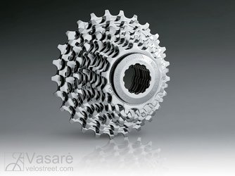 10-speed cassette Miche Primato 16-25T Shimano compatible