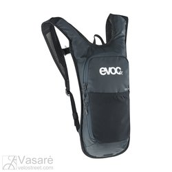 Backpack EVOC CC // 2l // Black + HYDRATION BLADDER 2l