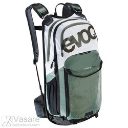 Backpack EVOC Stage 18l  TEAM // white-olive