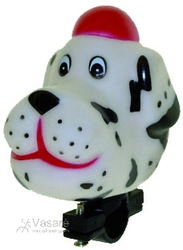 Cyclehorn for children dalmatian dog