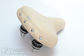 Saddle SR 5011UDT 8138 Cream w/o clamp w/spring