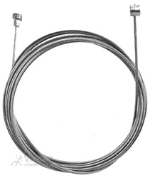 Inner cable for derailleur