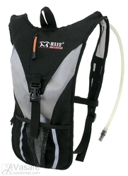 Isolated Water Rucksack