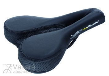 Saddle VELO Basic deep channel