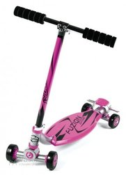 Scooter Fuzion Sport Pink Alu pink/black/silver