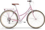 Velosipēds Breezer DOWNTOWN EX ST Light Pink